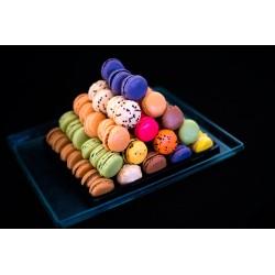 Macaron  (Plateau assorti de 35 pieces)