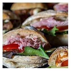 Mini Sandwich Club Jambon