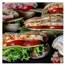 Mini Sandwich Club Poulet