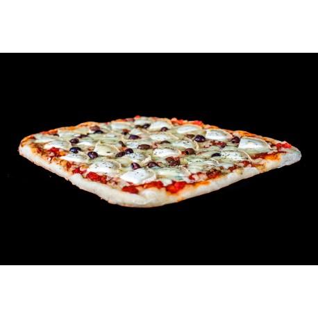 Pizza 3 Fromages en plaque (30x40cm) 48 portions