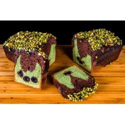 Cake Choco pistache (20 portions)